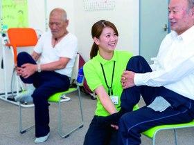 札幌スポーツ&メディカル専門学校健康スポーツ科 福祉スポーツコースのイメージ