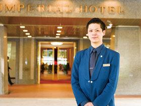 東京観光専門学校ホテル学科のイメージ