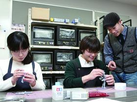 専門学校デジタルアーツ東京フィギュア原型学科 フィギュア原型コースのイメージ