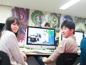 新潟コンピュータ専門学校ゲームクリエーター科(2年制)のイメージ