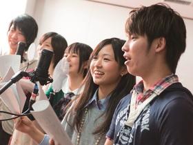 札幌放送芸術専門学校タレント総合科 声優&スタッフコースのイメージ