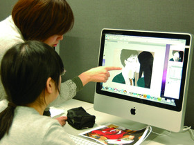 札幌放送芸術専門学校クリエイティブデザイン科 グラフィックデザインコースのイメージ