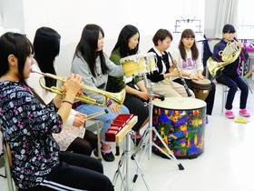 長野医療衛生専門学校音楽療法士のイメージ