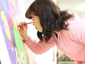 京都芸術デザイン専門学校クリエイティブデザイン学科 ビジュアルデザインコース イラストレーション専攻のイメージ