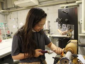 京都芸術デザイン専門学校クリエイティブデザイン学科 インテリアデザインコース 雑貨・家具専攻のイメージ