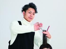 中日美容専門学校美容科 美容師コースのイメージ