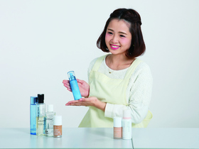 中日美容専門学校トータルビューティー科 ビューティーアドバイザーコースのイメージ