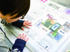大阪芸術大学附属大阪美術専門学校総合デザイン学科 インテリアデザインコースのイメージ