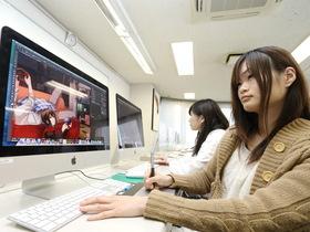 専門学校 日本マンガ芸術学院 名古屋校メディアアート学科 コミックイラストコースのイメージ
