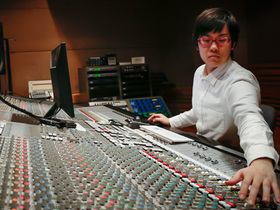 専門学校 札幌ビジュアルアーツ音響学科 レコーディングエンジニア専攻のイメージ