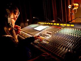 専門学校 札幌ビジュアルアーツ音響学科 PAエンジニア専攻のイメージ