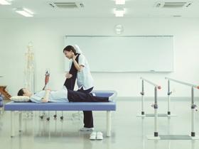 熊本駅前看護リハビリテーション学院理学療法学科のイメージ