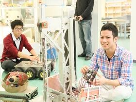 大阪ハイテクノロジー専門学校生命工学技術科 ロボット専攻のイメージ