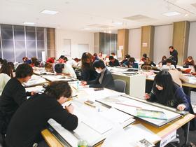 愛知淑徳大学創造表現学部 創造表現学科 建築・インテリアデザイン専攻のイメージ