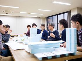 大阪工業技術専門学校建築学科 設計専攻 意匠コースのイメージ