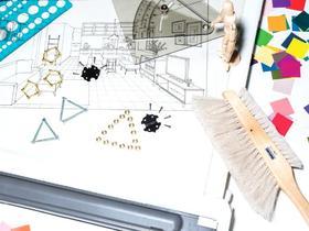 専門学校 札幌デザイナー学院インテリア学科のイメージ