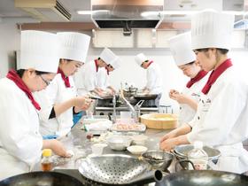 香川調理製菓専門学校調理マイスター科のイメージ