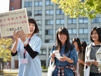 札幌大学女子短期大学部フォトギャラリー3
