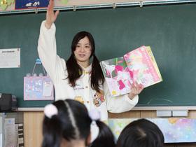 保育・介護・ビジネス名古屋専門学校社会福祉学科 保育児童福祉コースのイメージ