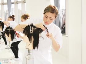 明星国際ビューティカレッジ美容科のイメージ