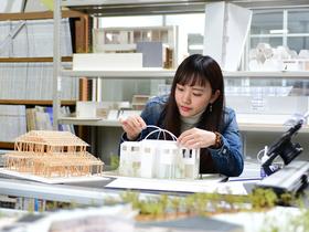 金沢科学技術専門学校建築学科 建築コースのイメージ