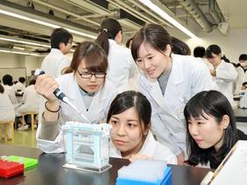 日本薬科大学薬学部のイメージ
