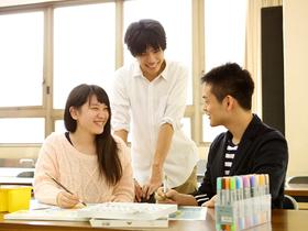 専門学校日本デザイナー学院コミックイラスト科のイメージ