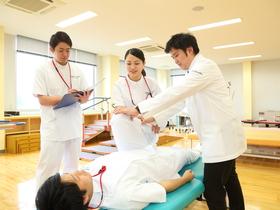 北九州リハビリテーション学院理学療法学科のイメージ