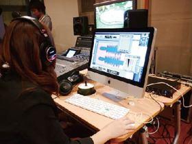 専門学校 名古屋ビジュアルアーツミュージシャン学科 サウンドクリエイター専攻のイメージ