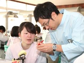 日本歯科学院専門学校歯科技工士のイメージ