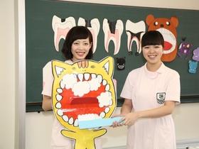 日本歯科学院専門学校歯科衛生士のイメージ