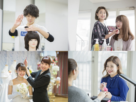 東京文化美容専門学校昼間部のイメージ