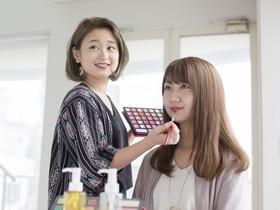 東京文化美容専門学校昼間部 美容科 ヘアメイク選択コースのイメージ