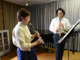 洗足学園音楽大学音楽学部 管楽器のイメージ
