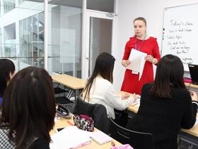 実践女子大学短期大学部英語コミュニケーション学科のイメージ