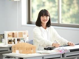 国際理工情報デザイン専門学校建築設計科のイメージ