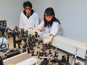 中央大学理工学部 応用化学科のイメージ