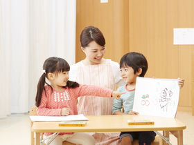 福岡こども専門学校保育科のイメージ