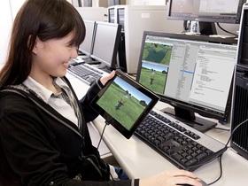 専門学校デジタルアーツ東京ゲーム学科 ゲームプログラムコースのイメージ