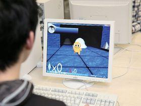 近畿コンピュータ電子専門学校ゲーム分野 ゲームクリエイタ専攻(3年制)のイメージ