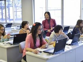 東洋英和女学院大学国際社会学部 国際コミュニケーション学科のイメージ