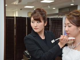 福岡ビューティーアート専門学校美容科 ブライダルコースのイメージ