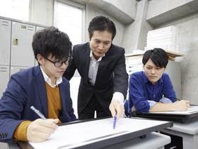 青山製図専門学校建築設計研究(建築コース・インテリアコース)のイメージ