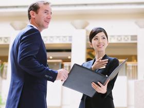 札幌ブライダル&ホテル観光専門学校観光総合科 ホテルコンシェルジュコースのイメージ