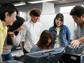 専門学校デジタルアーツ東京アニメ学科のイメージ