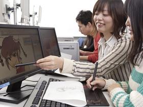 専門学校デジタルアーツ東京ゲーム学科のイメージ