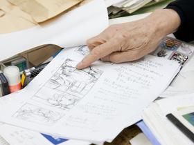 大阪エンタテインメントデザイン専門学校キャラクターコンテンツ学科 アニメーション専攻のイメージ