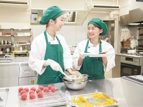 園田学園女子大学短期大学部生活文化学科 製菓クリエイトコースのイメージ