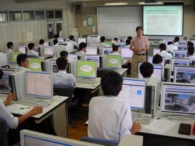 名古屋産業大学現代ビジネス学部 現代ビジネス学科 環境ビジネスコースのイメージ