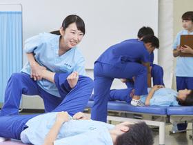 帝京平成大学健康医療スポーツ学部 柔道整復学科 トレーナー・柔道整復コースのイメージ